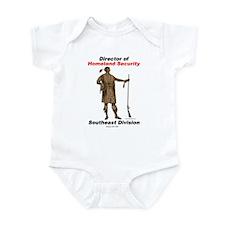 Chief Osceola, Seminoles, 1804-1838 Infant Bodysui