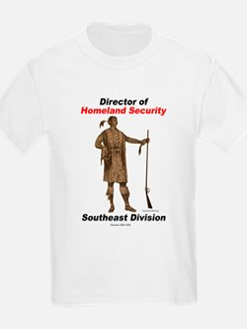 Chief Osceola, Seminoles, 1804-1838 Kids T-Shirt