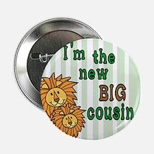 lion cousins Button