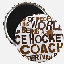 icehockeycoachbrown Magnet