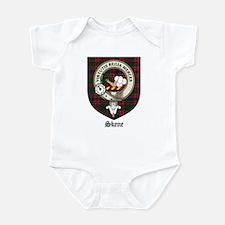 Skene Clan Crest Tartan Infant Bodysuit