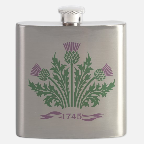 ThistleRibbon Flask