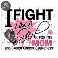 - Fight Like a Girl for Mom BC Puzzle