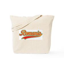 Retro Romania Tote Bag