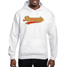 Retro Romania Hoodie