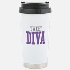 Tweet DIVA Travel Mug