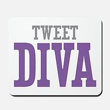 Tweet DIVA Mousepad
