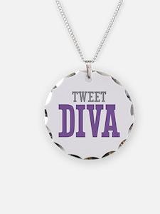 Tweet DIVA Necklace