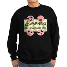 10x10_apparel_EmotionalFilter Sweatshirt