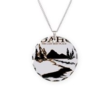 Idaho the Last best place Necklace