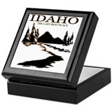 Idaho Keepsake Boxes