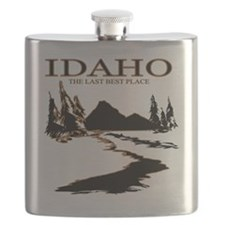 Idaho the Last best place Flask