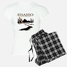 Idaho the Last best place Pajamas