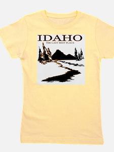 Idaho the Last best place Girl's Tee