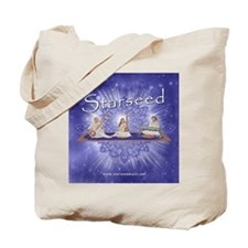 Starseed5x5-Tile-b Tote Bag