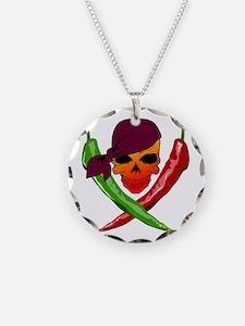 Chili Pirate-blk Necklace