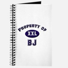 Property of bj Journal