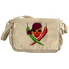 Chili Pirate Messenger Bag