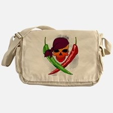 Chili Pirate Messenger Bag