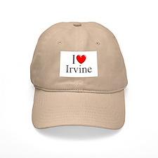 """""""I Love Irvine"""" Baseball Cap"""