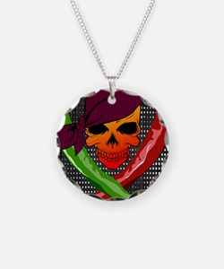 Chili Pirate-poster Necklace