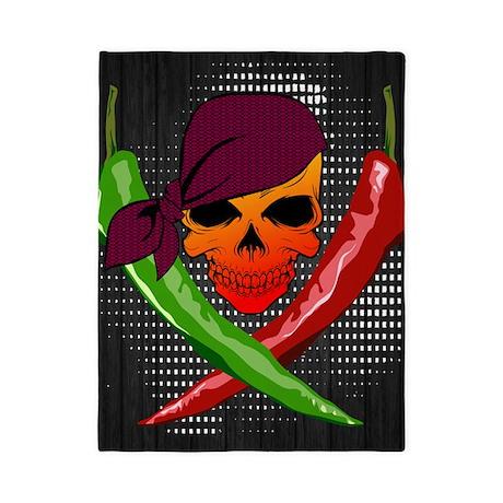 Chili Pirate-poster Twin Duvet