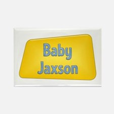 Baby Jaxson Rectangle Magnet