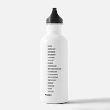 ruler_CORRECTED Water Bottle