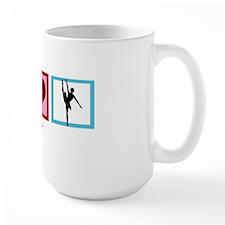 peaceloveballetwh Mug