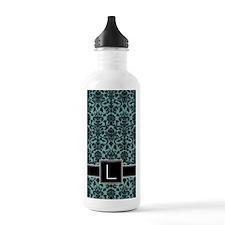 l_monogram_iphone_dama Water Bottle