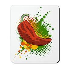 Chili Heat Mousepad