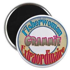 FISHERWOMAN GRAMMIE Magnet