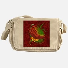 Chili Season-pillow Messenger Bag