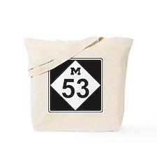 M53 Tote Bag