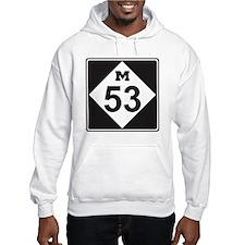 M53 Hoodie Sweatshirt