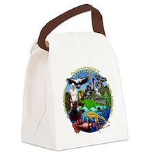 CZ_LOGO Canvas Lunch Bag