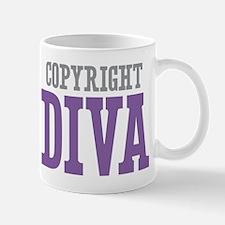 Copyright DIVA Mug