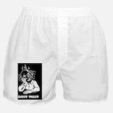 burnt-STKR Boxer Shorts