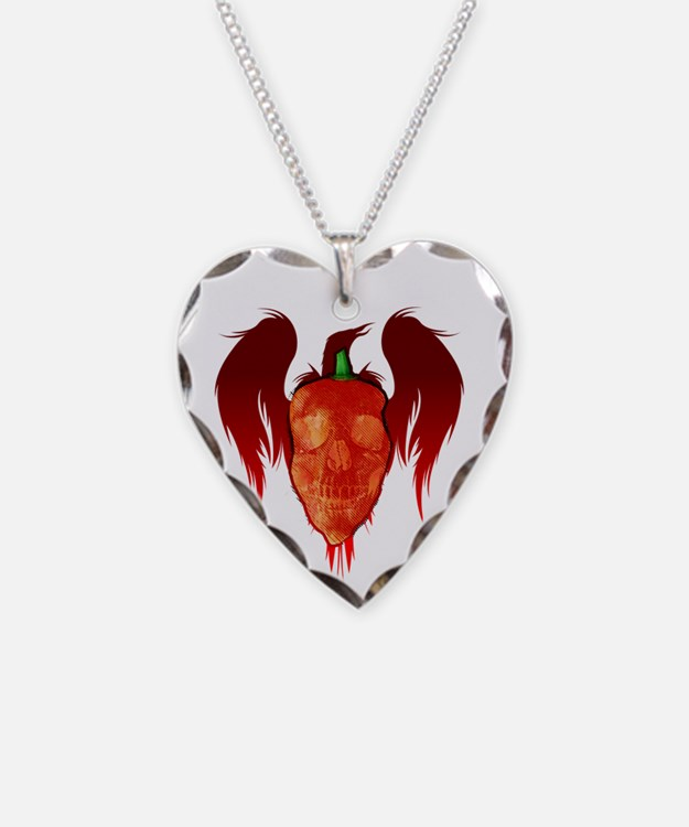 Ghost-blk Necklace