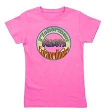FISHERMAN GRANDPA Girl's Tee
