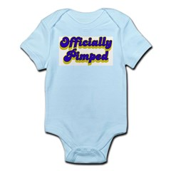 Officially Pimped Infant Bodysuit