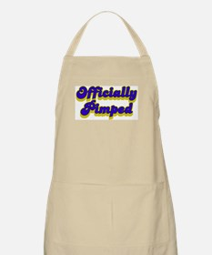 Officially Pimped BBQ Apron