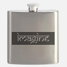 Imagine Flask