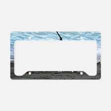 Eagles Greeting or Conflict License Plate Holder