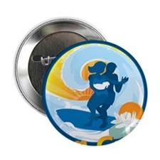 "LLLSurfingTeenCrewCircle 2.25"" Button"