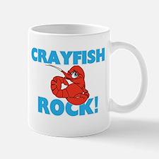 Crayfish rock! Mugs