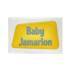Baby Jamarion Rectangle Magnet