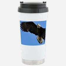 Majestic Bald Eagle Travel Mug
