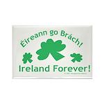 Ireland Forever Rectangle Magnet (100 pack)