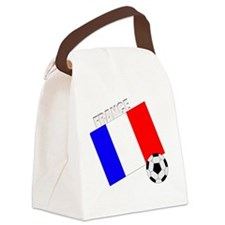 french soccer team drk Canvas Lunch Bag